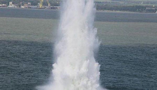 Фото новости - В Феодосии сегодня прогремел взрыв