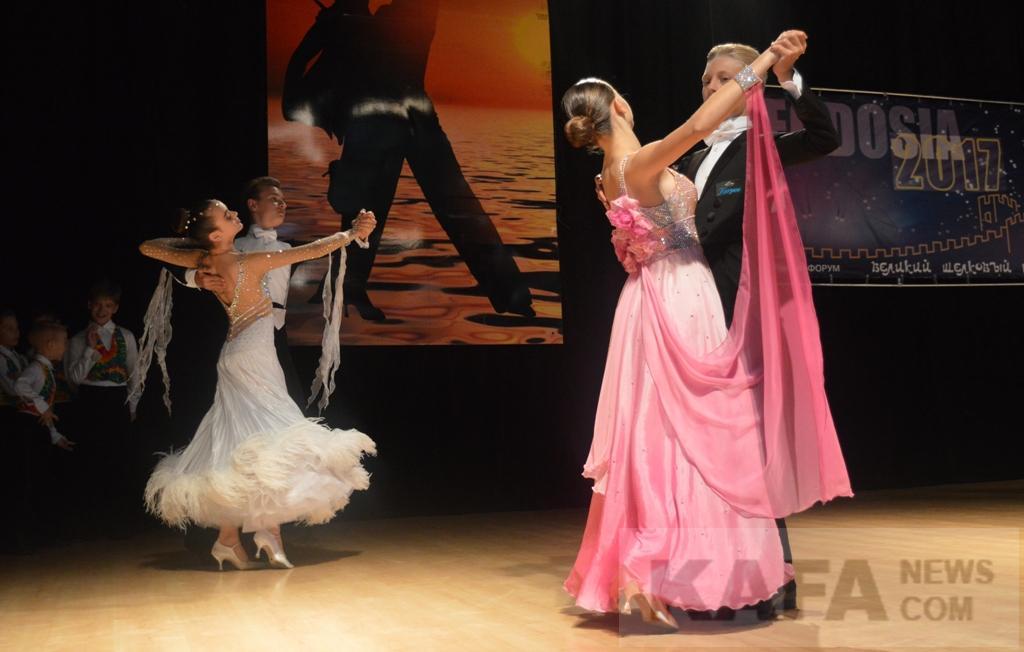 Фото новости - В Феодосии стартовал Международный танцевальный форум (видео)(фоторепортаж)