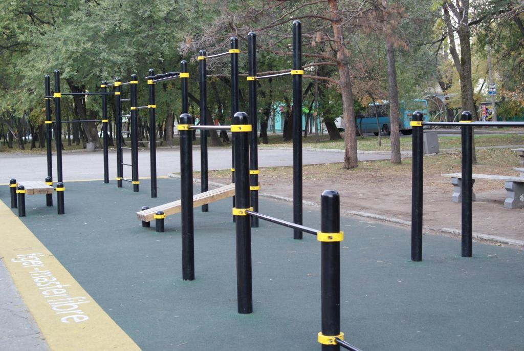 Фото новости - В Феодосии установят семь спортплощадок