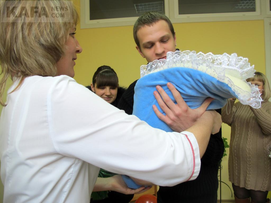 Кировском районе что дарят в роддоме москва Сбербанке кредит