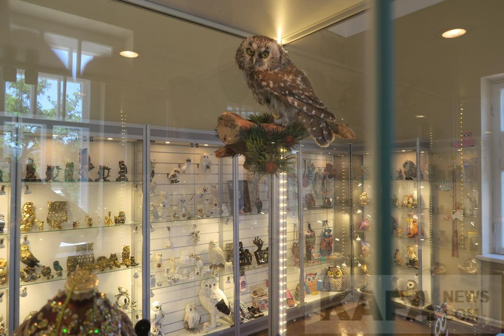 Фото - В Феодосии в здании дачи «Виктория» действует музей «ФилоСовии»