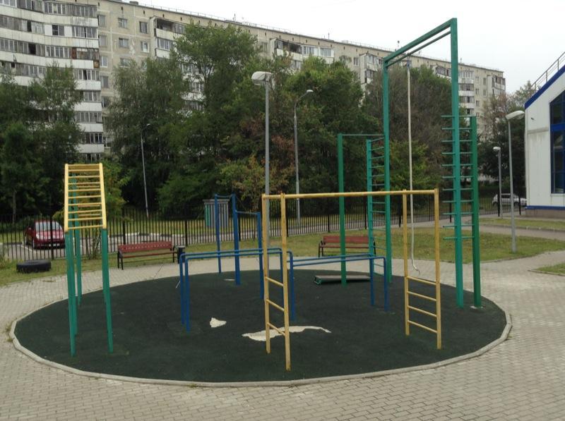 Фото новости - В Феодосийском округе к лету установят новые спортплощадки