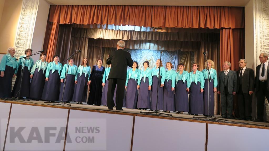 Фото новости - В городском ДК прошел концерт, посвященный Дню инвалидов (видео)(фоторепортаж)