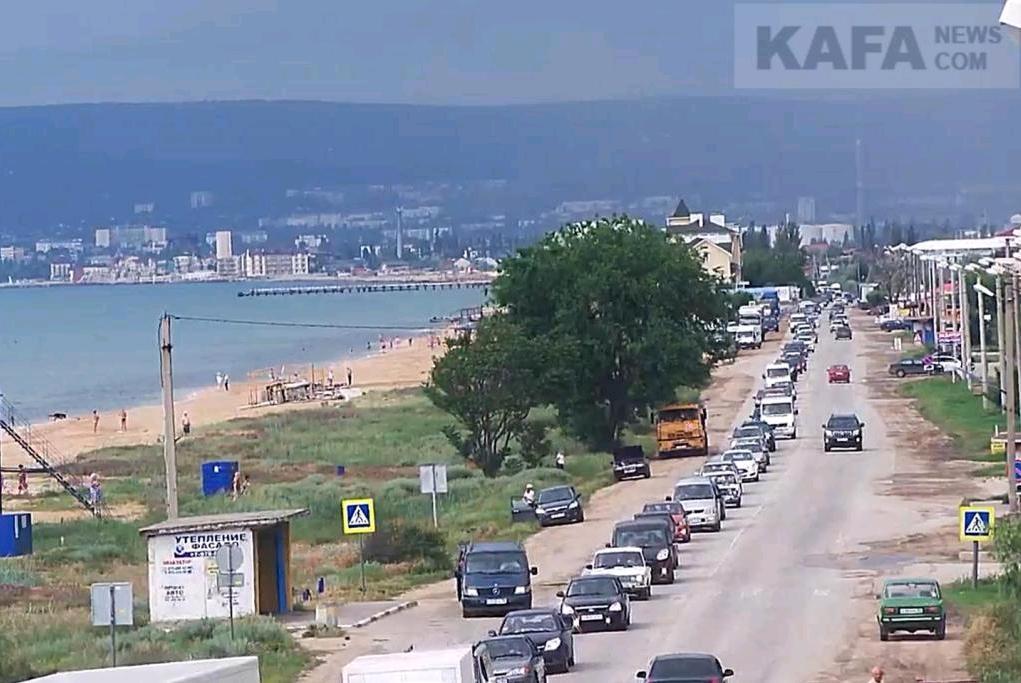 Фото новости - В границах Феодосии сделают ряд пешеходных переходов