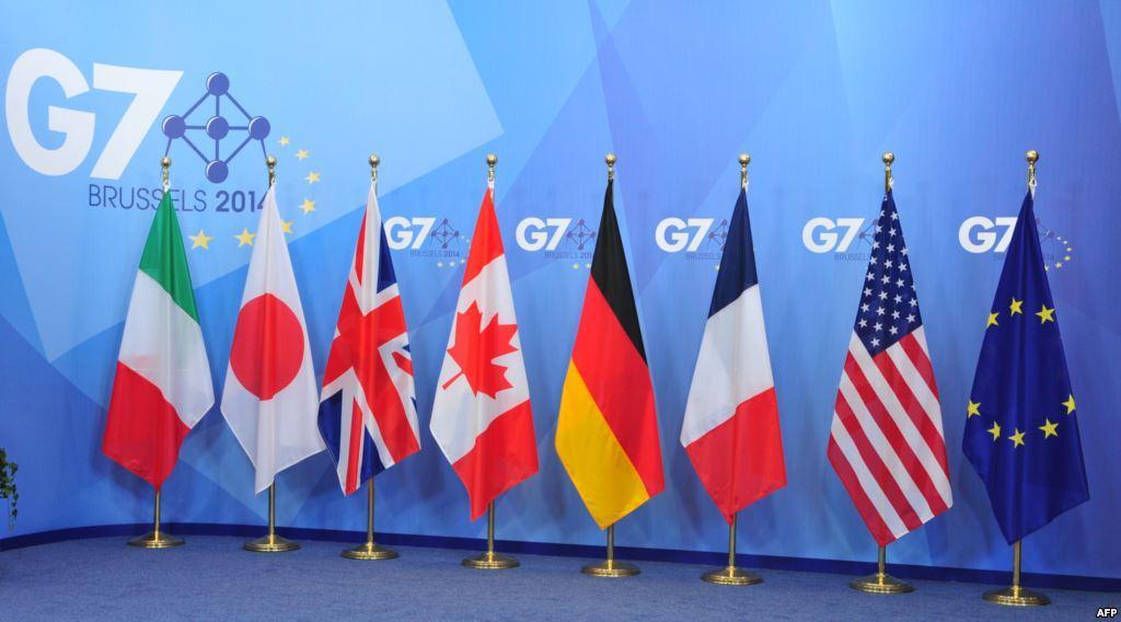 Лидеры G7 договорились осовместной борьбе стерроризмом