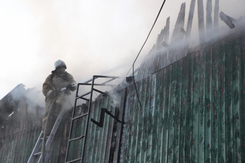 Пожар впоселке Коктебель благополучно ликвидирован— МЧС