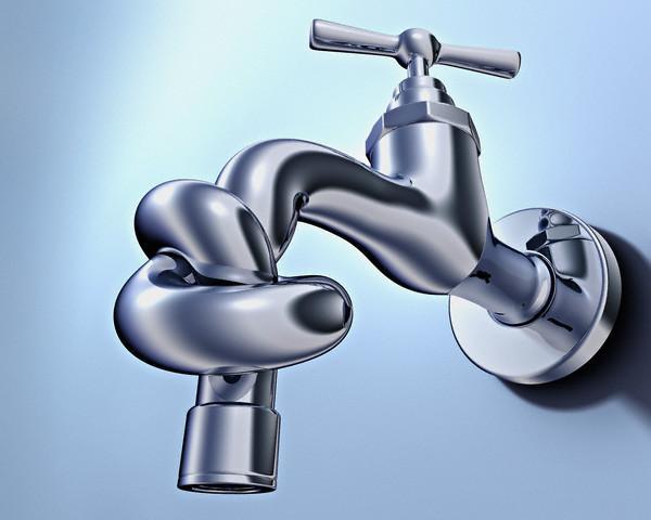Треть Симферополя останется без воды 1ноября