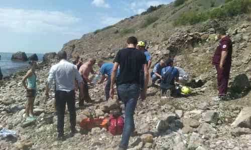 В Крыму едва не погибла 17-летняя туристка из Уфы