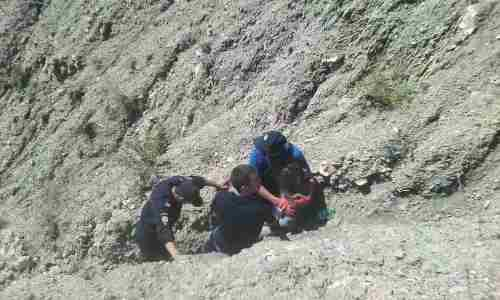 ВСудаке cотрудники экстренных служб недали погибнуть 17-летней девушке