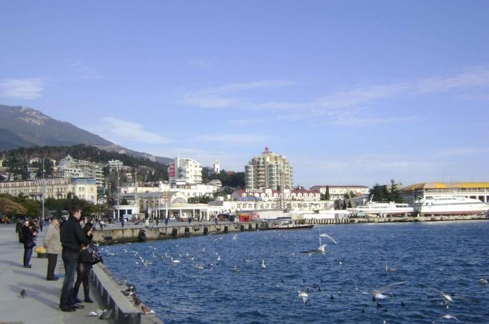 Крымские власти предлагают ввести курортный сбор стуристов до300 руб.