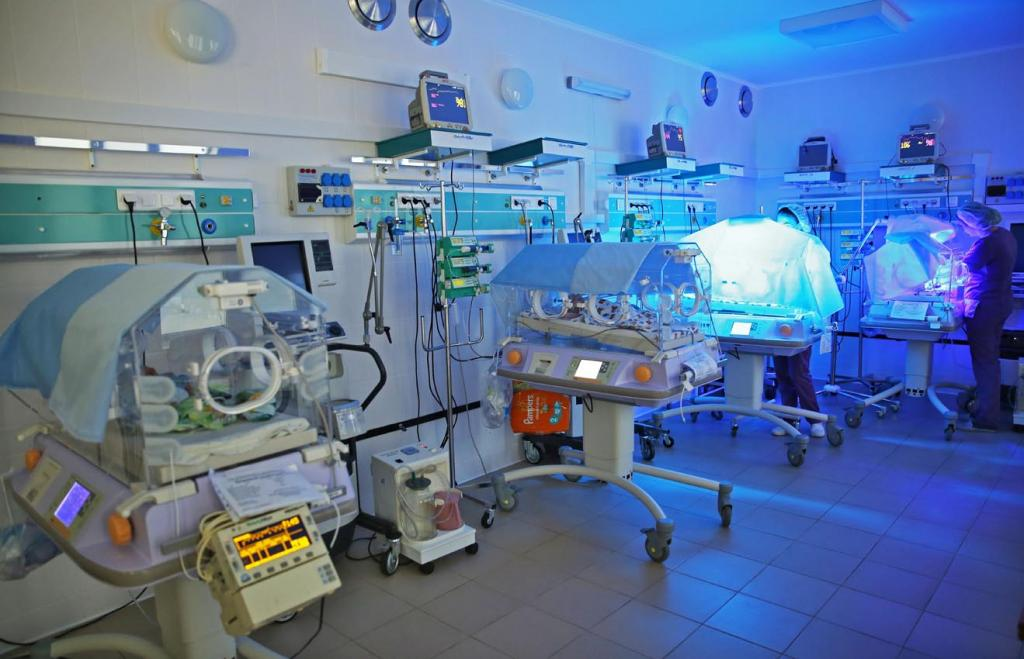 ВКрыму построят клинику за9 млрд руб.