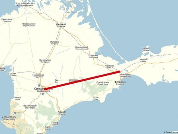 Большинство поездов вКрым поКерченскому мосту будут двухэтажными