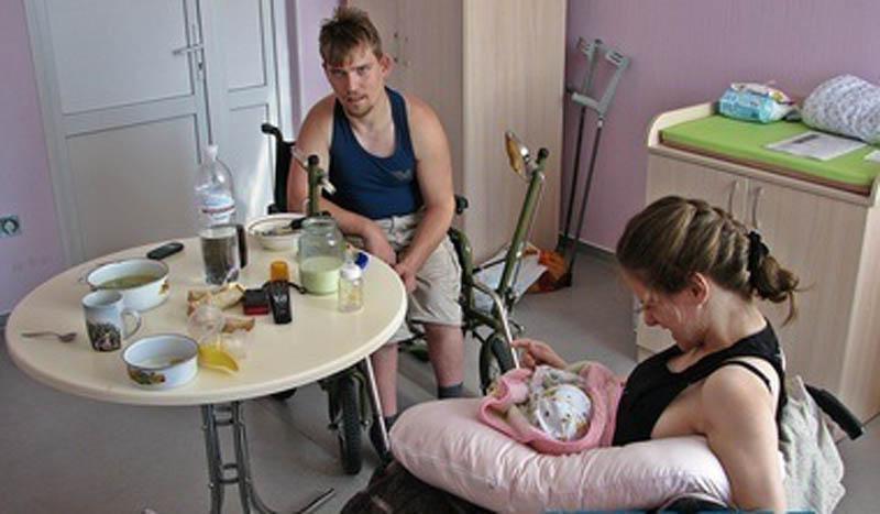 знакомства для инвалидов дцп с фото
