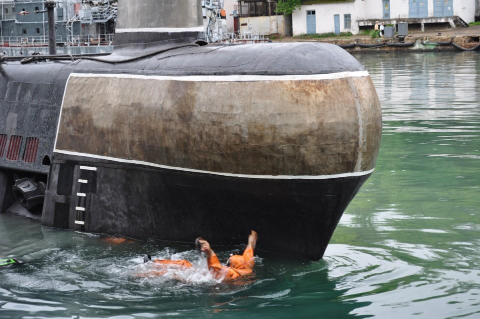 под лодки фото