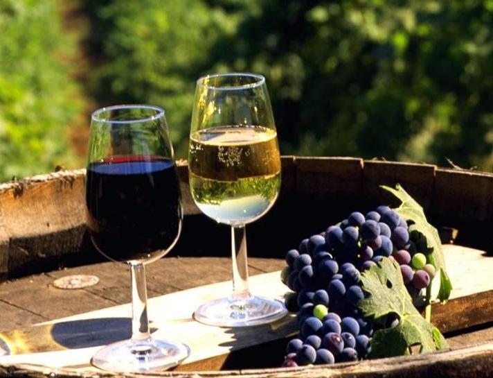 ВКрыму резко увеличили объемы производства вина иконьяка