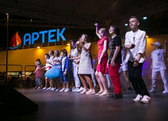 «Детская Новая волна» пройдет 11-13августа в«Артеке»