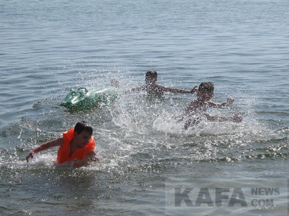 Фото новости - В море у побережья Феодосии находят ротавирусную инфекцию
