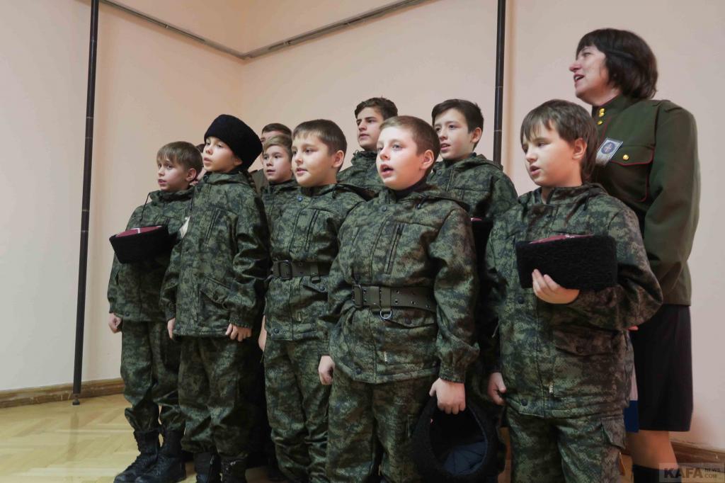 Фото новости - В Музее древностей прошли траурные мероприятия, приуроченные к 100-летию геноцида казаков (видео)(фоторепортаж)