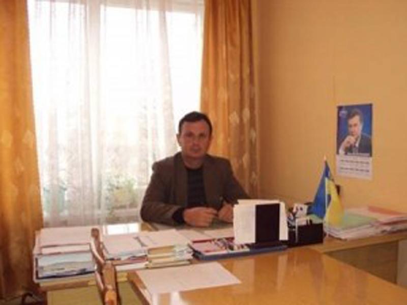 Ученица и директор