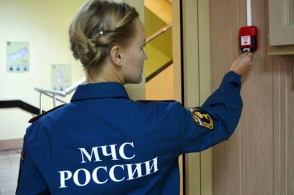 Работники МЧС поведали опричине возгоранияТЦ вЯрославле— «Вернисаж» потушен