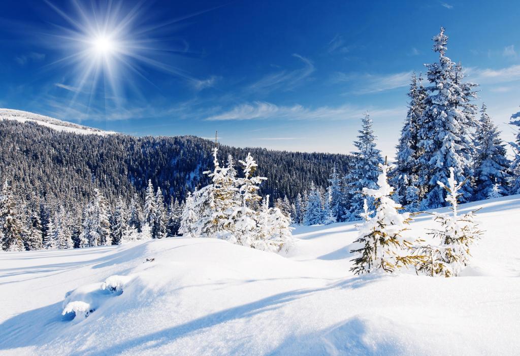 Наступающая зима будет самой холодной. Запасайтесь теплыми вещами