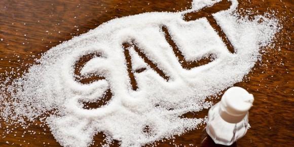 Соль внесли всписок санкционных продуктов