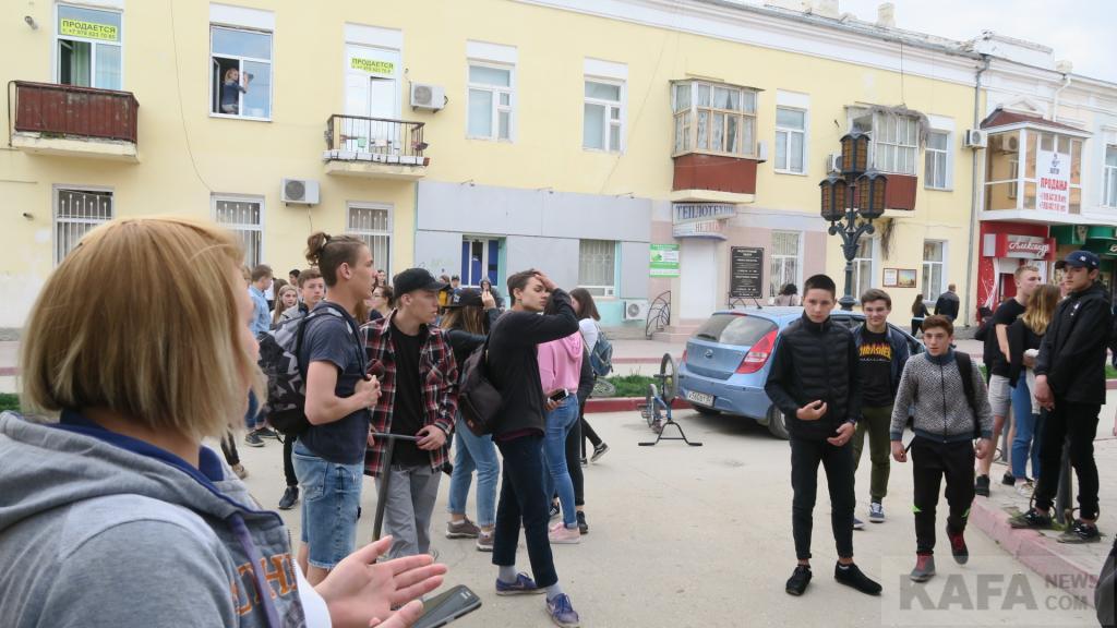 Феодосии взрослые знакомства знакомства с мусульманами в германии