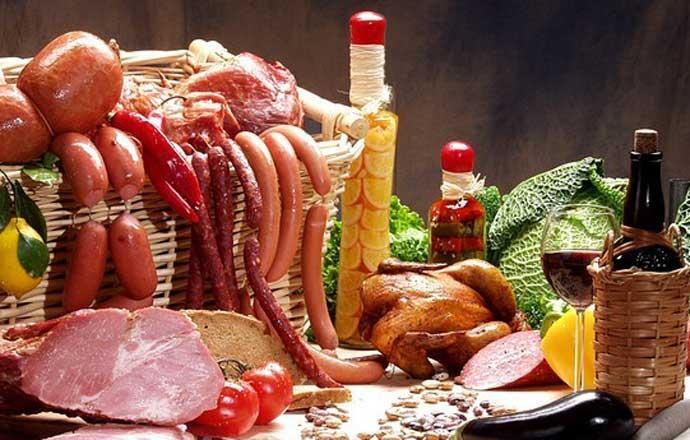 Перспективные зарубежные рынки для украинских продуктов питания
