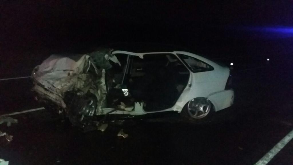 Один человек умер итрое пострадали в трагедии наФеодосийской трассе