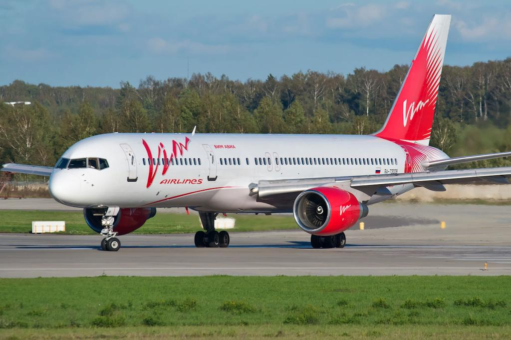 ВДомодедово задержаны 14 рейсов «ВИМ-Авиа»