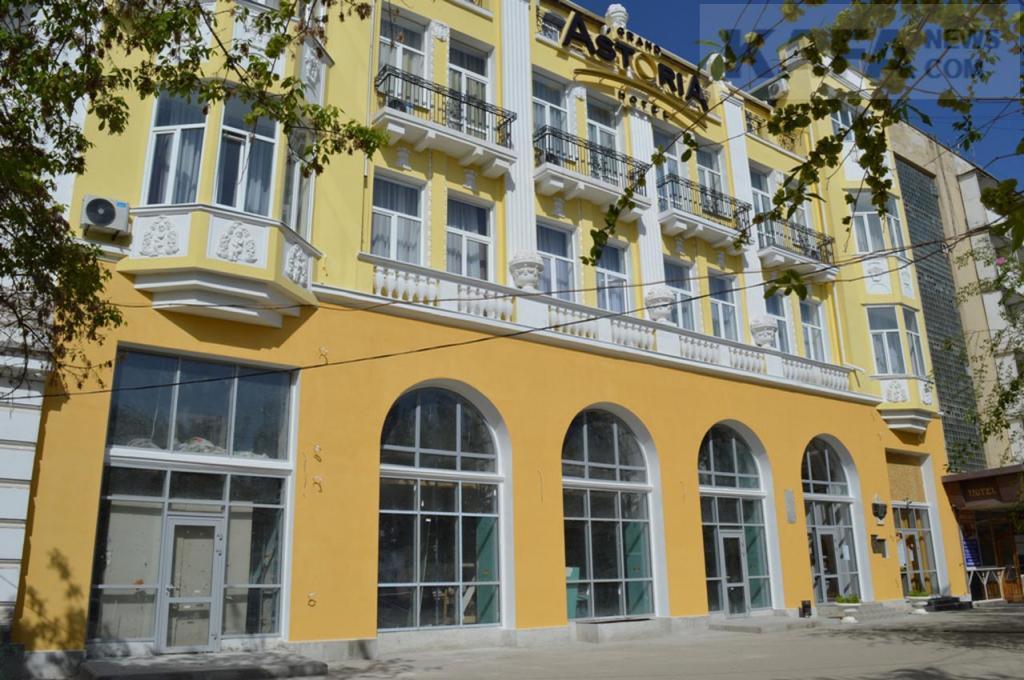 Фото новости - Владельца здания гостиницы «Астория» оштрафовали на 50 тыс. рублей