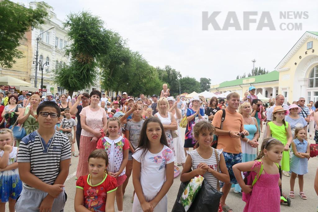 Фото новости - Власти Феодосии довольны проведением Дня города