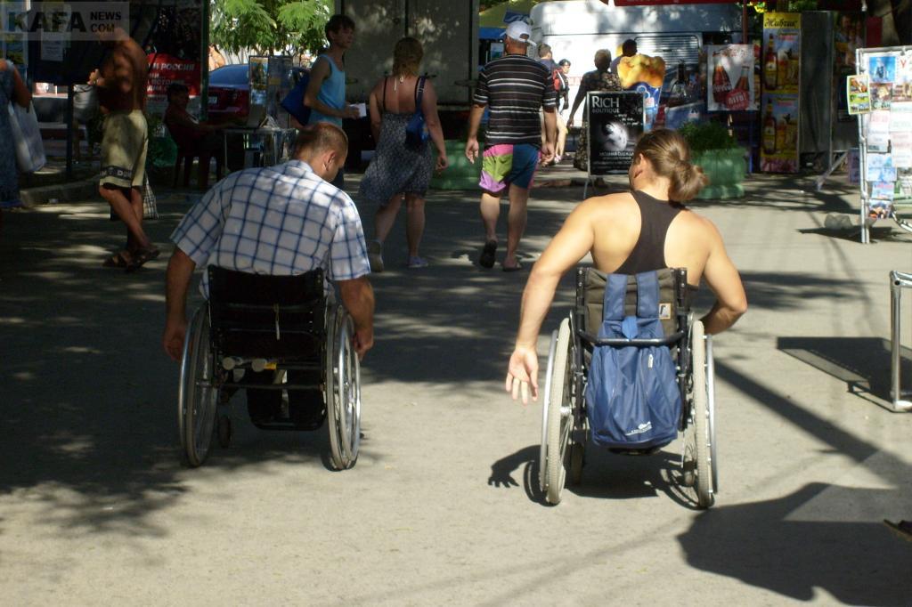 люди с ограниченными возможностями знакомства крым
