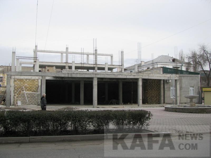 Фото новости - Власти Крыма выявили в Феодосии 45 незаконных объектов строительства (полный перечень)