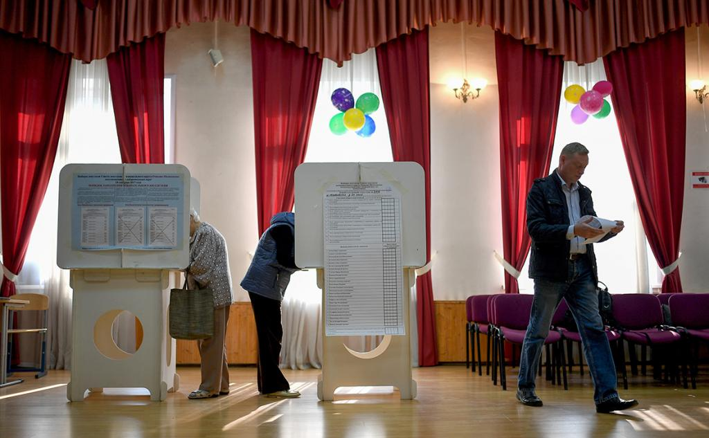 Муниципальные выборы в москве в 2018 году даты