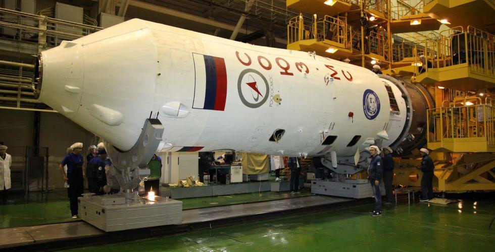 Запуск «Союза МС-04» кМКС перенесен на20апреля