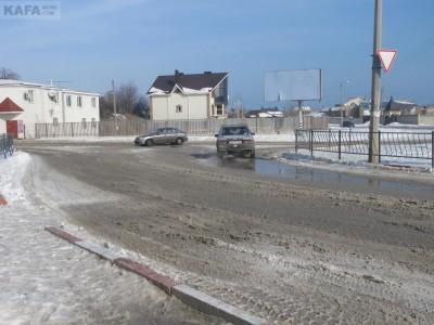 Фото новости - Зимой дороги будут посыпать солью
