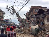 В Непале мощнейшее землетрясение за последние 80 лет, число погибших - почти 2 тыс.