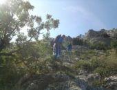 В Бахчисарайском районе заблудилась группа туристов