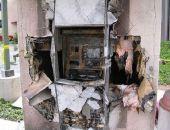 Грабители в Москве взорвали банкомат и ушли с пустыми руками