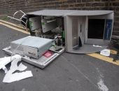 На юге Москвы неизвестные подорвали банкомат