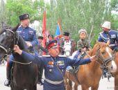 Казаки войска Донского побывали в Феодосии (видео):фоторепортаж