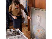 Прокурор Крыма Н.Поклонская сделала подарок Ливадийскому дворцу