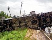 Под Хабаровском столкнулись два рейсовых автобуса