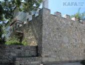 Улочки Старой Феодосии: Церковь Св. Архангелов Михаила и Гавриила на улице Армянской