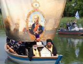 В Крым прибыл ковчег с мощами святого адмирала Ушакова