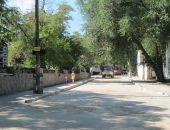 Древняя церковь Сурб-Саркис и могила И. Айвазовского