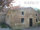 Улочки Старой Феодосии: Древняя церковь Сурб-Саркис и могила И. Айвазовского