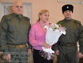 В Феодосии наградили казаков за службу городу:фоторепортаж