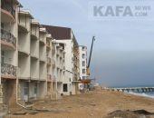 Законно ли строительство гостиниц на Золотом пляже?:фоторепортаж